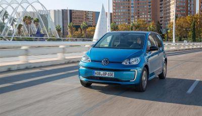 Volkswagen e-up!: stessa agilità, ma con più potenza e autonomia