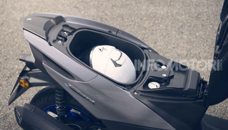 Yamaha dà il via al noleggio mensile dello scooter - Foto 11 di 13