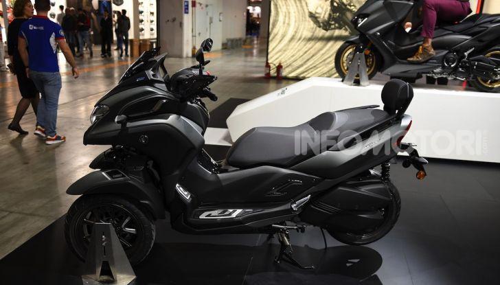Yamaha dà il via al noleggio mensile dello scooter - Foto 1 di 13