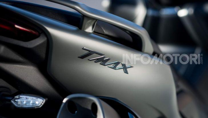 Video prova in anteprima Yamaha TMAX 560 2020, è maggiorenne ma continua a crescere - Foto 40 di 83