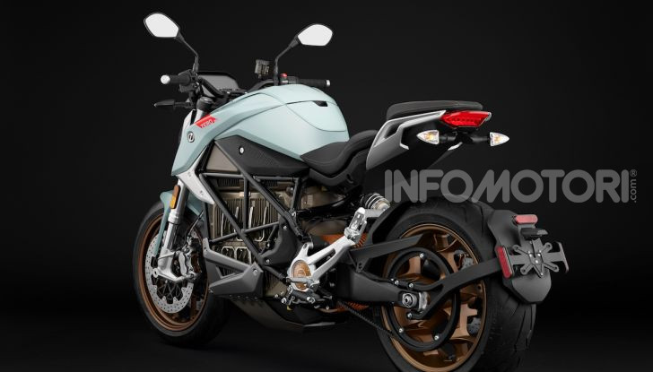 SR/F 2020 e DSR Black Forest Edition: la proposta di Zero Motorcycles a EICMA 2019 - Foto 1 di 12