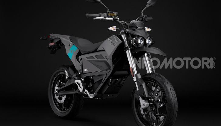 SR/F 2020 e DSR Black Forest Edition: la proposta di Zero Motorcycles a EICMA 2019 - Foto 12 di 12