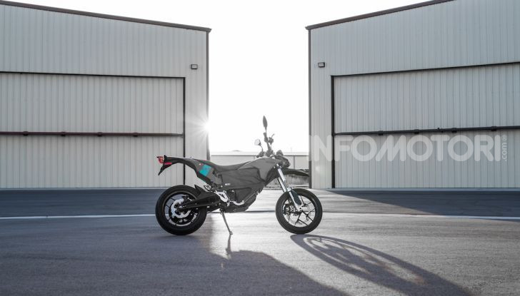SR/F 2020 e DSR Black Forest Edition: la proposta di Zero Motorcycles a EICMA 2019 - Foto 2 di 12