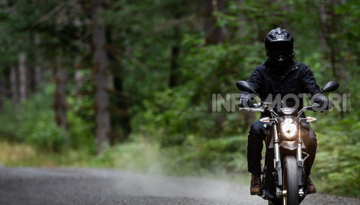 SR/F 2020 e DSR Black Forest Edition: la proposta di Zero Motorcycles a EICMA 2019 - Foto 8 di 12