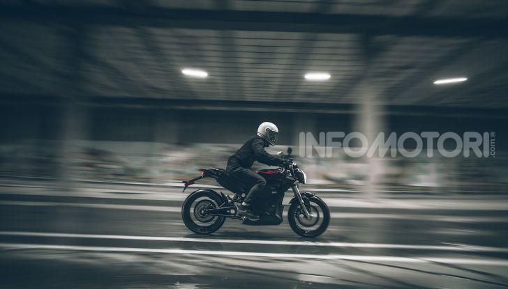 SR/F 2020 e DSR Black Forest Edition: la proposta di Zero Motorcycles a EICMA 2019 - Foto 9 di 12