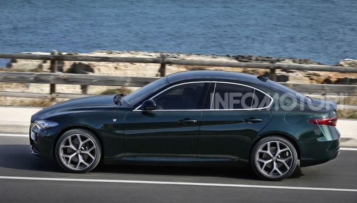 Alfa Romeo Giulia MY2020 prova su strada, motori e prezzi: la rivoluzione parte dall'interno - Foto 11 di 21