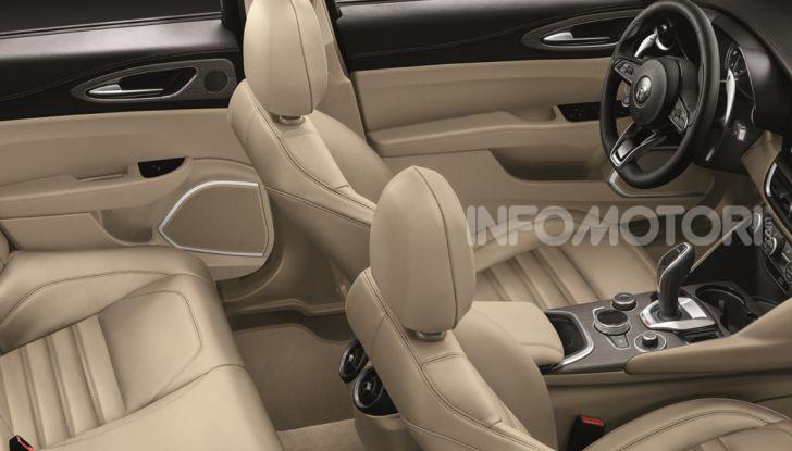 Alfa Romeo Giulia MY2020 prova su strada, motori e prezzi: la rivoluzione parte dall'interno - Foto 16 di 21