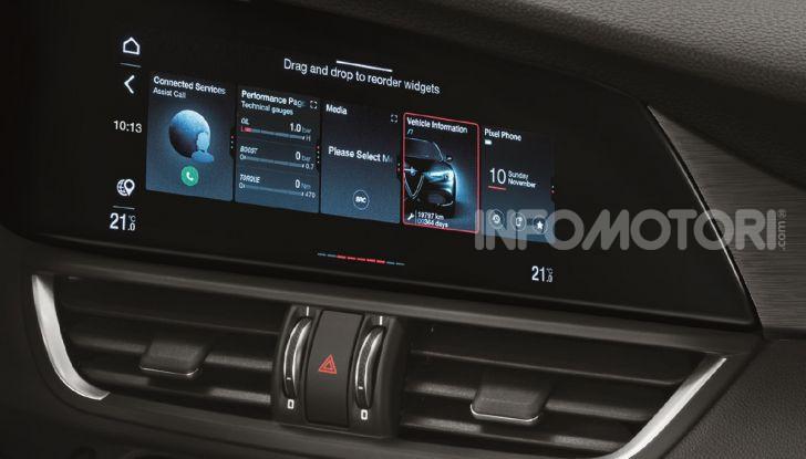 Alfa Romeo Giulia MY2020 prova su strada, motori e prezzi: la rivoluzione parte dall'interno - Foto 19 di 21