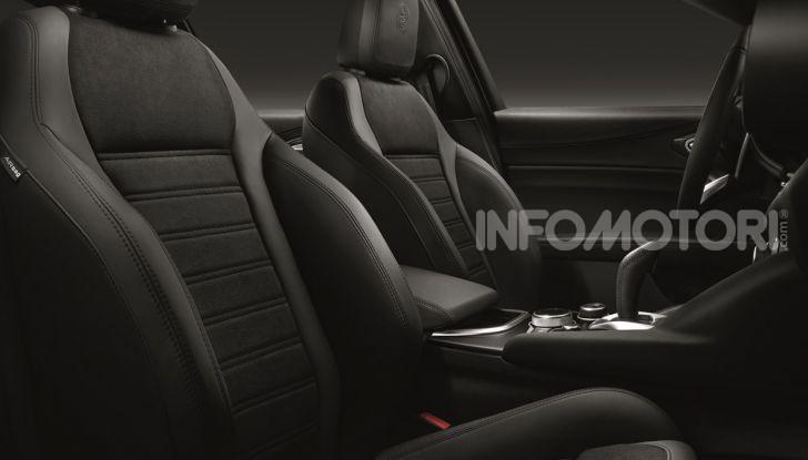 Alfa Romeo Giulia MY2020 prova su strada, motori e prezzi: la rivoluzione parte dall'interno - Foto 20 di 21