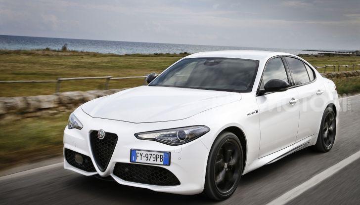 Alfa Romeo Giulia MY2020 prova su strada, motori e prezzi: la rivoluzione parte dall'interno - Foto 3 di 21
