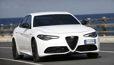 Alfa Romeo Giulia MY2020 prova su strada, motori e prezzi: la rivoluzione parte dall'interno