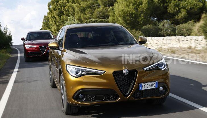 Alfa Romeo Stelvio MY2020 prova su strada, prezzi e motori - Foto 14 di 32