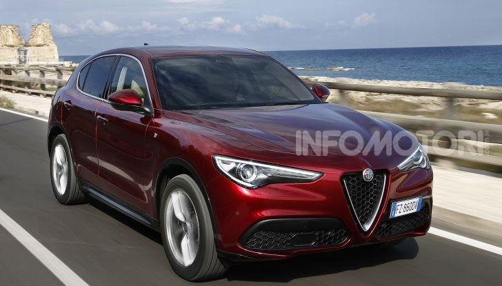 Alfa Romeo Stelvio MY2020 prova su strada, prezzi e motori - Foto 16 di 32