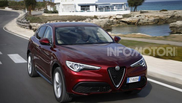 Alfa Romeo Stelvio MY2020 prova su strada, prezzi e motori - Foto 17 di 32