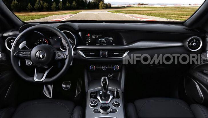 Alfa Romeo Stelvio MY2020 prova su strada, prezzi e motori - Foto 19 di 32