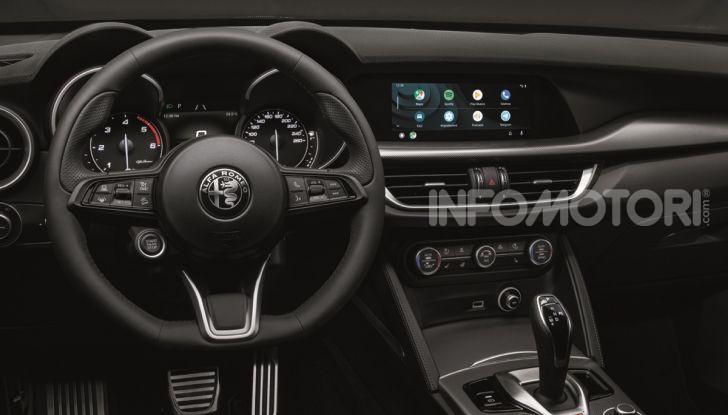 Alfa Romeo Stelvio MY2020 prova su strada, prezzi e motori - Foto 20 di 32