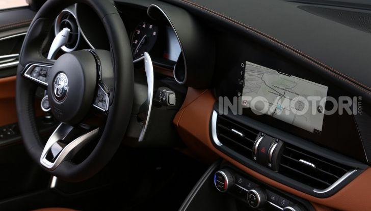 Alfa Romeo Stelvio MY2020 prova su strada, prezzi e motori - Foto 21 di 32