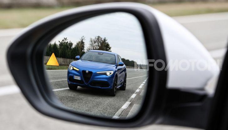 Alfa Romeo Stelvio MY2020 prova su strada, prezzi e motori - Foto 27 di 32