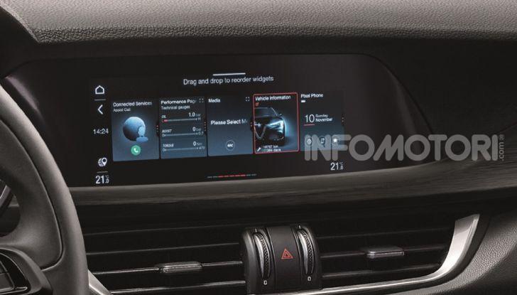 Alfa Romeo Stelvio MY2020 prova su strada, prezzi e motori - Foto 28 di 32