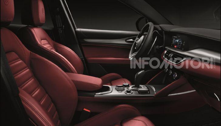 Alfa Romeo Stelvio MY2020 prova su strada, prezzi e motori - Foto 30 di 32