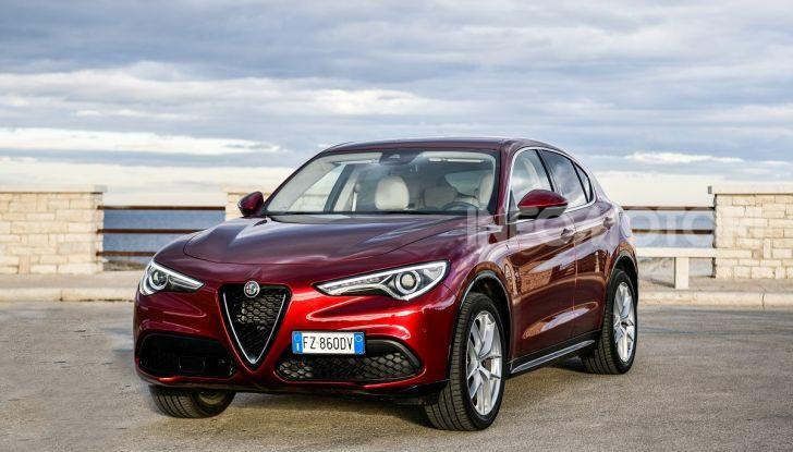 Alfa Romeo Stelvio MY2020 prova su strada, prezzi e motori - Foto 6 di 32
