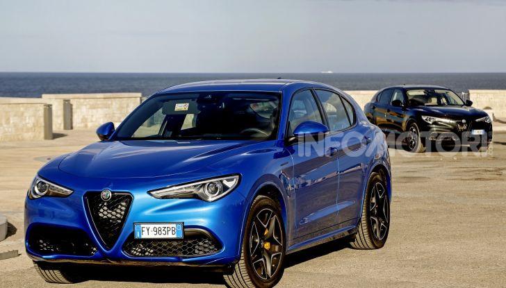 Alfa Romeo Stelvio MY2020 prova su strada, prezzi e motori - Foto 1 di 32