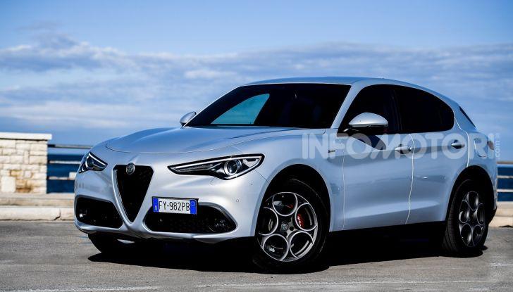 Alfa Romeo Stelvio MY2020 prova su strada, prezzi e motori - Foto 8 di 32