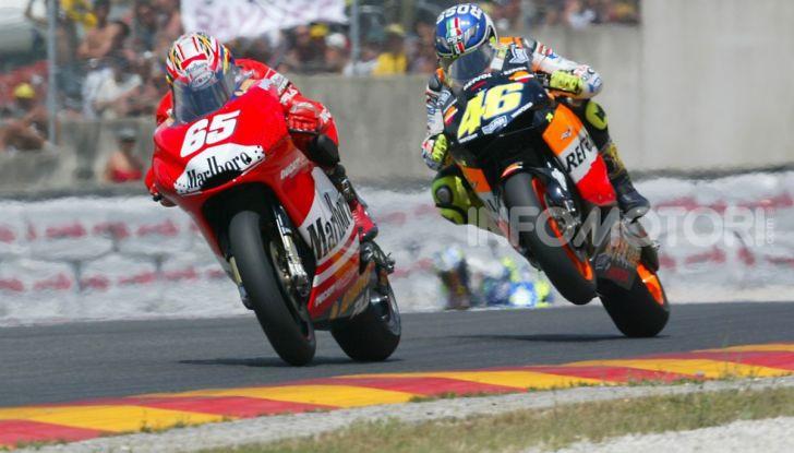 """MotoGP: tutti i Campioni messi """"fuori gioco"""" da Valentino Rossi - Foto 9 di 17"""