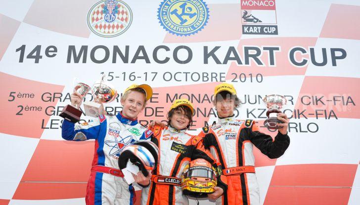 Karting: il ferrarista Charles Leclerc fonda un team di go-kart con BirelART - Foto 11 di 11