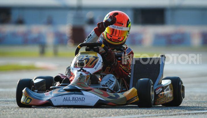 Karting: il ferrarista Charles Leclerc fonda un team di go-kart con BirelART - Foto 8 di 11