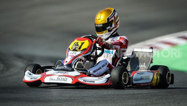 Karting: il ferrarista Charles Leclerc fonda un team di go-kart con BirelART - Foto 9 di 11