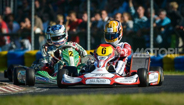 Karting: il ferrarista Charles Leclerc fonda un team di go-kart con BirelART - Foto 10 di 11