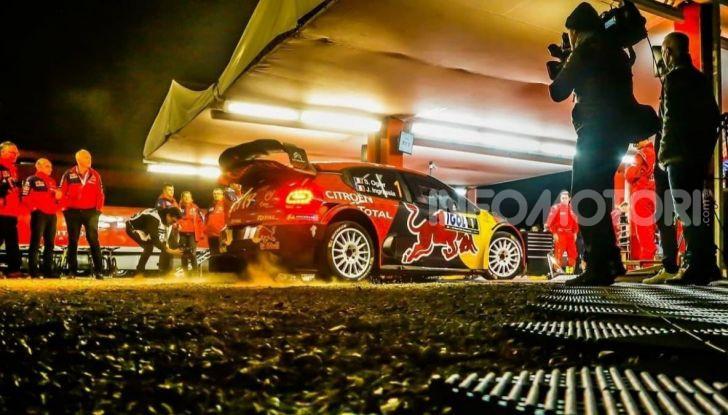 WRC: Citroen Racing lascia il Mondiale Rally con effetto immediato - Foto 4 di 7