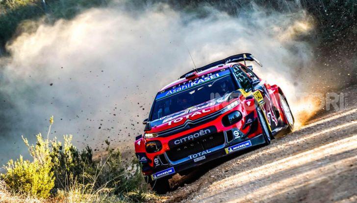 WRC: Citroen Racing lascia il Mondiale Rally con effetto immediato - Foto 1 di 7