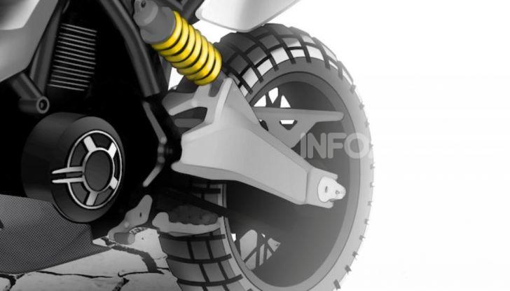 Ducati Scrambler Desert X: ad Eicma 2019 il Concept Enduro in stile Dakar - Foto 9 di 10
