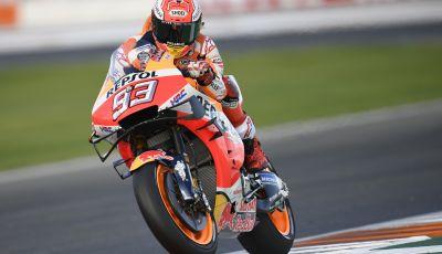 MotoGP 2019, GP di Valencia: Marquez chiude la stagione con la 12esima vittoria dell'anno davanti a Quartararo