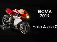 EICMA 2019: tutte le novità del salone di Milano dalla A alla Z