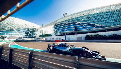F1 2019, GP di Abu Dhabi: orari tv diretta e differita Sky e TV8