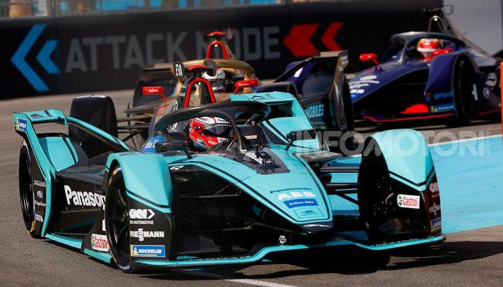 Formula E 2019/2020: tutto pronto per la prima tappa dell'Arabia Saudita a Riyad - Foto 1 di 11