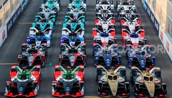 Formula E 2019/2020: tutto pronto per la prima tappa dell'Arabia Saudita a Riyad - Foto 5 di 11