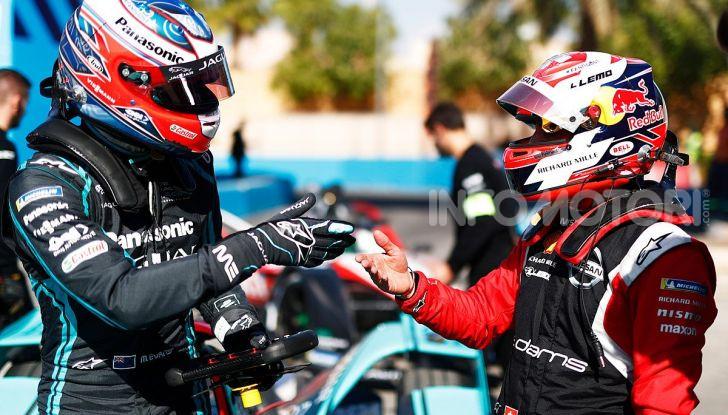 Formula E 2019/2020: tutto pronto per la prima tappa dell'Arabia Saudita a Riyad - Foto 7 di 11