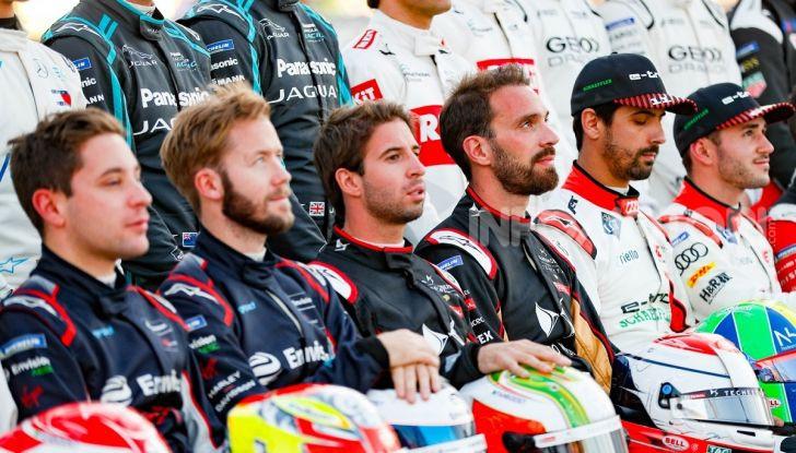 Formula E 2019/2020: tutto pronto per la prima tappa dell'Arabia Saudita a Riyad - Foto 6 di 11