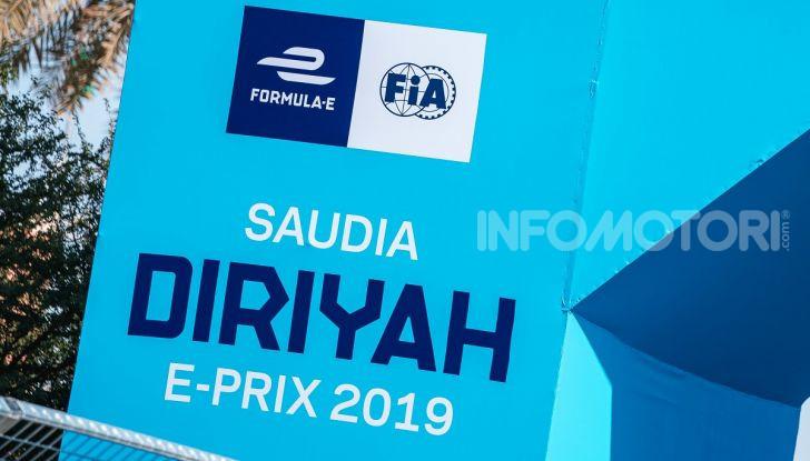 Formula E 2019/2020: tutto pronto per la prima tappa dell'Arabia Saudita a Riyad - Foto 11 di 11
