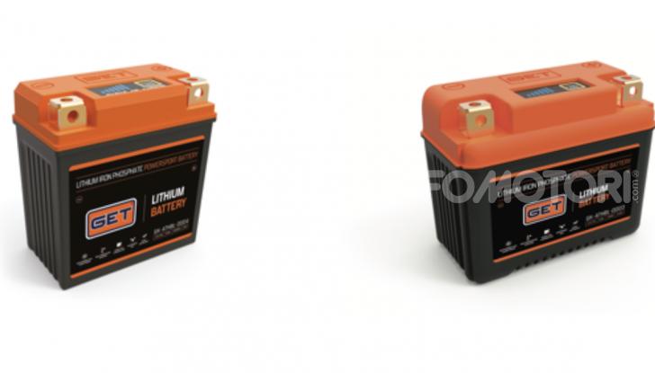 Get fa tris: nuove batterie al litio, RPM Dash e Hour Meter - Foto 2 di 5