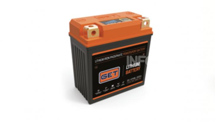 Get fa tris: nuove batterie al litio, RPM Dash e Hour Meter - Foto 3 di 5