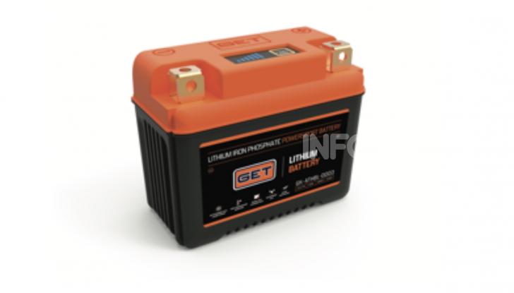 Get fa tris: nuove batterie al litio, RPM Dash e Hour Meter - Foto 4 di 5