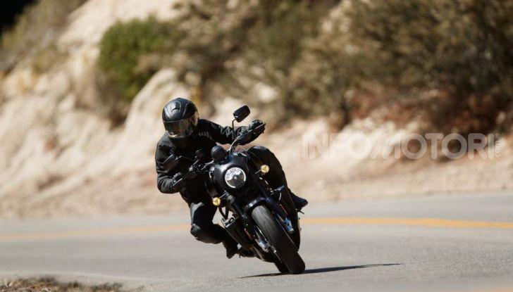 Harley-Davidson Bronx 2020: in arrivo una streetfighter da 975cc - Foto 6 di 9