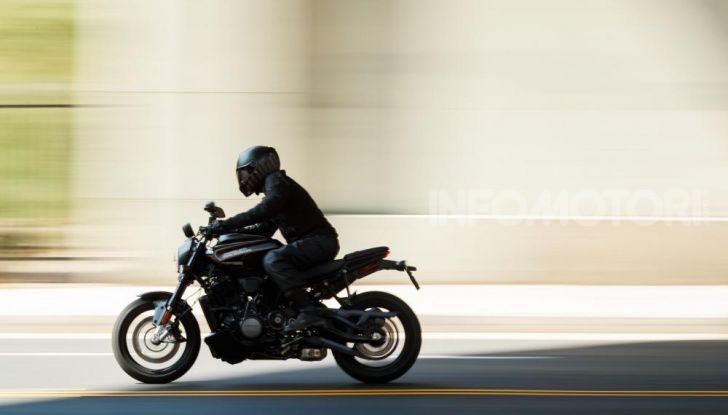 Harley-Davidson Bronx 2020: in arrivo una streetfighter da 975cc - Foto 8 di 9