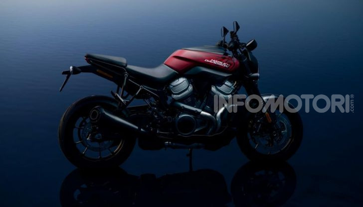 Harley-Davidson Bronx 2020: in arrivo una streetfighter da 975cc - Foto 9 di 9