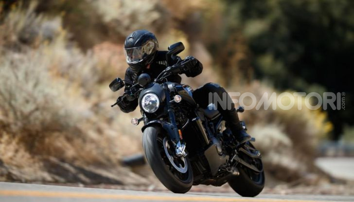 Harley-Davidson Bronx 2020: in arrivo una streetfighter da 975cc - Foto 5 di 9